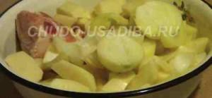 вареники с картошкой - рецепт