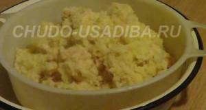 варенники с картошкой