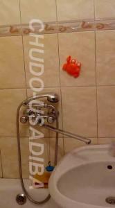 дизайн маленькой ванной - идеи